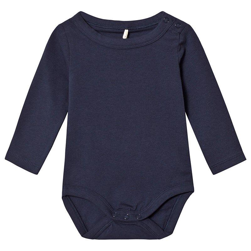 A Happy Brand Baby Bodysuit Navysininen50/56 cm