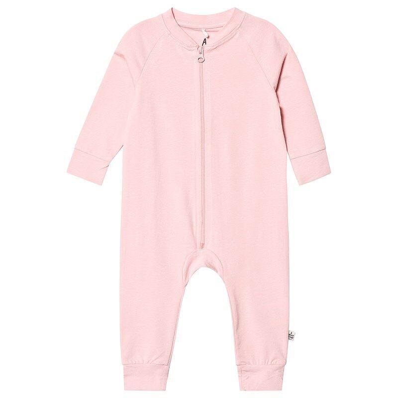 A Happy Brand Baby Bodysuit Vaaleanpunainen50/56 cm
