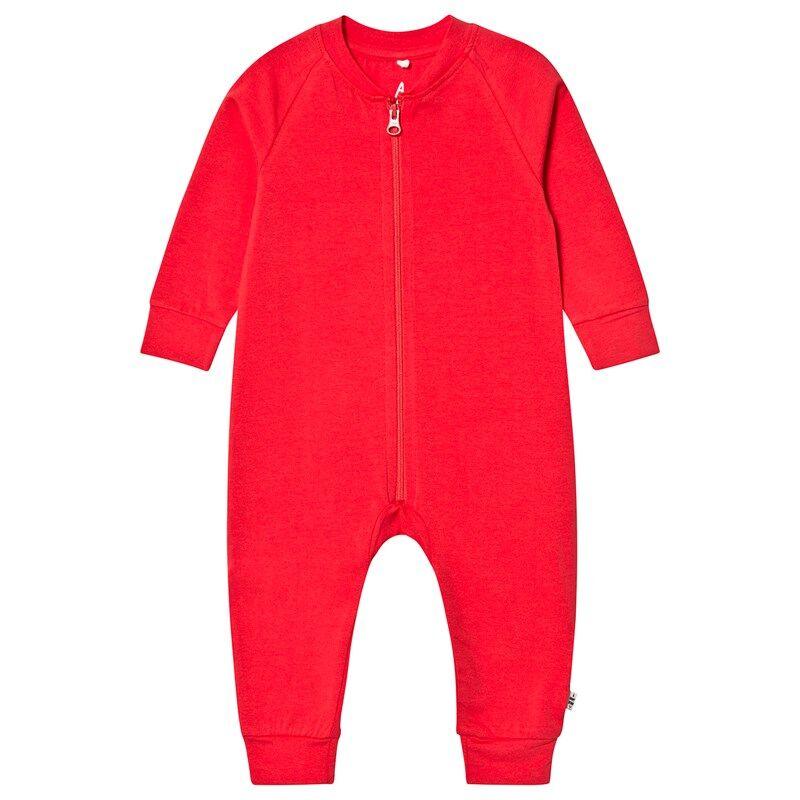 A Happy Brand Baby Bodysuit Punainen62/68 cm