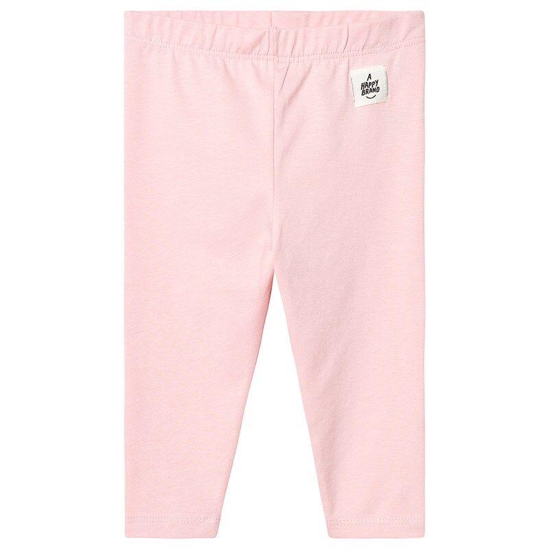 A Happy Brand Vauvan Leggingsit Vaaleanpunainen74/80 cm