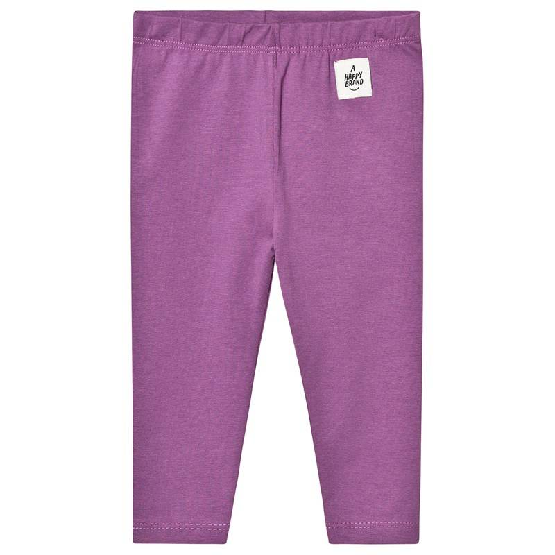 A Happy Brand Vauvan Leggingsit Violetti50/56 cm