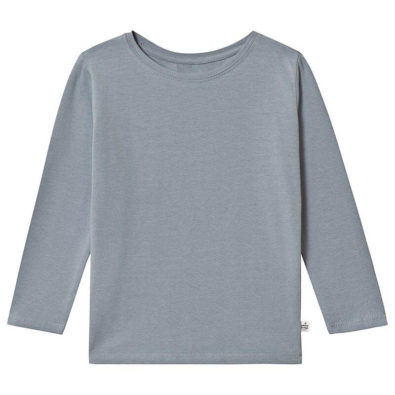 A Happy Brand Pitkähihainen T-paita Harmaa134/140 cm
