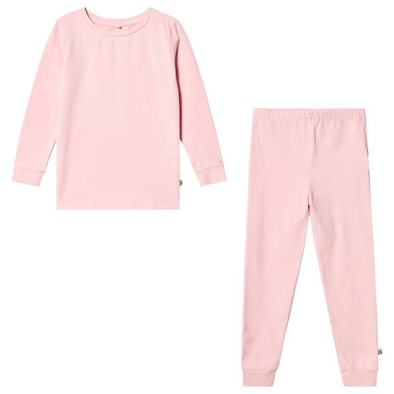 A Happy Brand Pyjamasetti Vaaleanpunainen98/104 cm