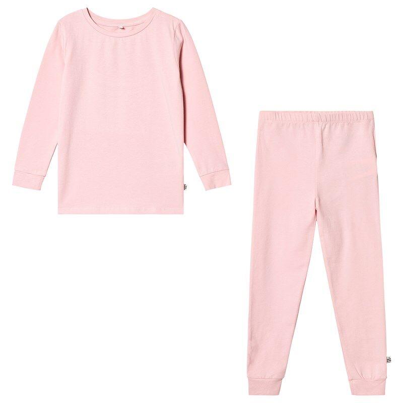 A Happy Brand Pyjamasetti Vaaleanpunainen86/92 cm