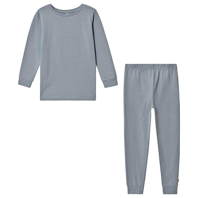 A Happy Brand Pyjamasetti Harmaa134/140 cm