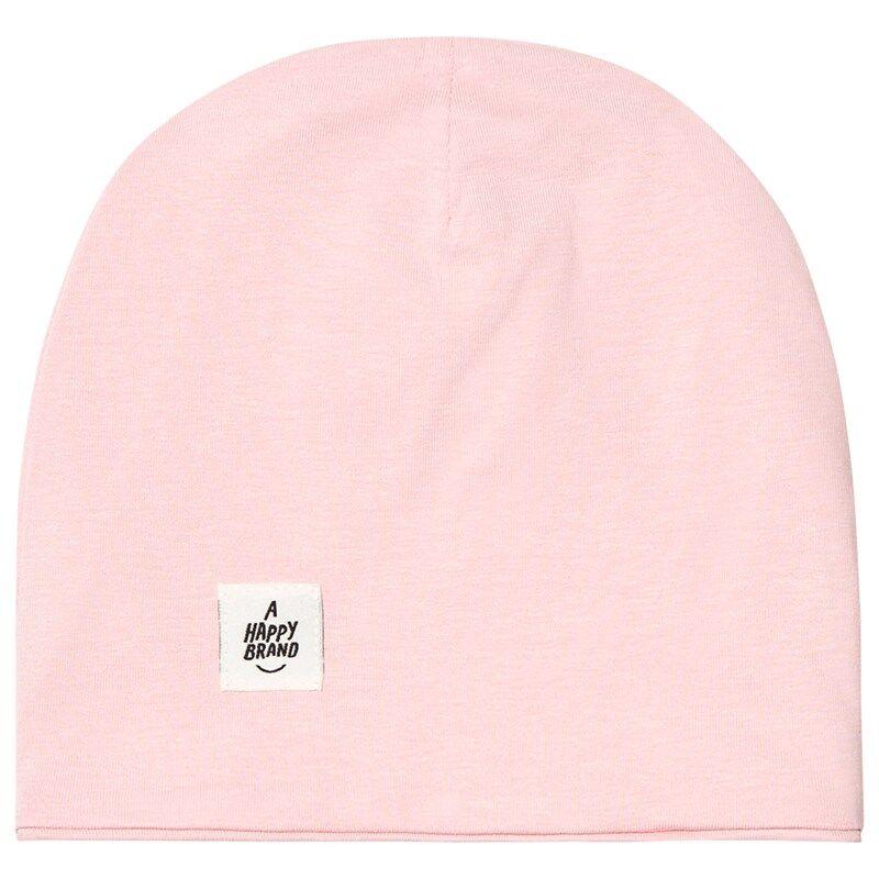 A Happy Brand Hattu Vaaleanpunainen