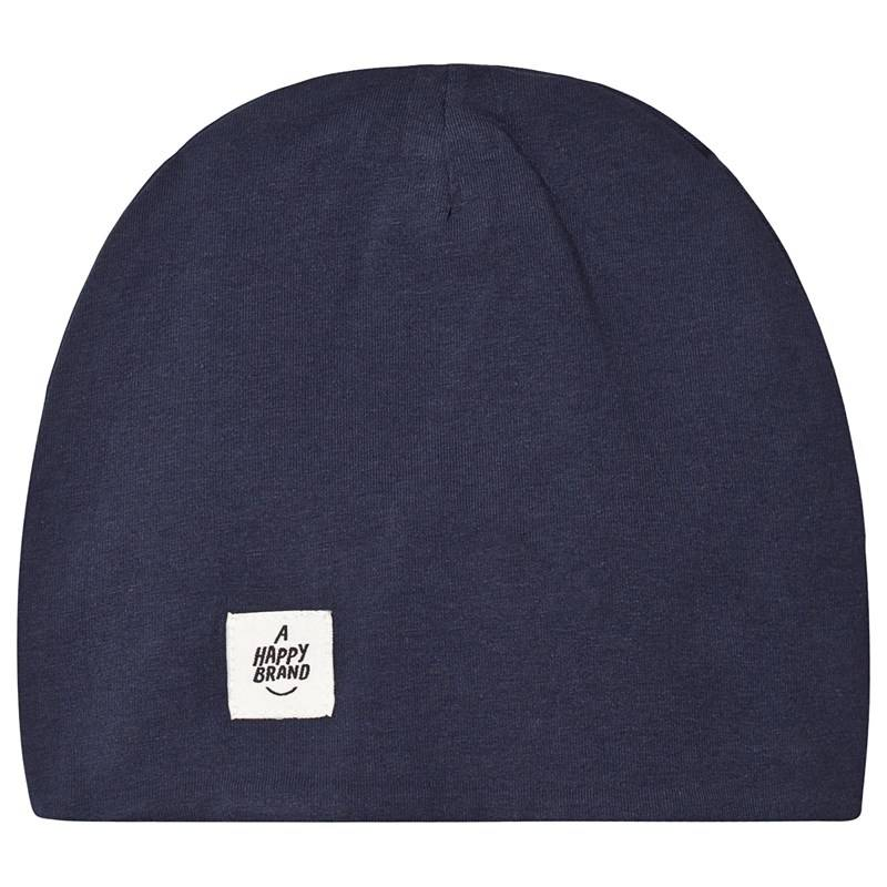 A Happy Brand Hattu Navy-sininen