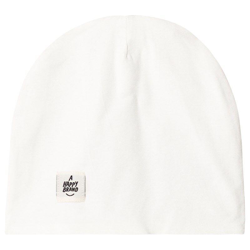 A Happy Brand Hattu Valkoinen