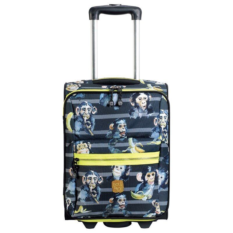 Pick & Pack Trolley Chimpanze Black
