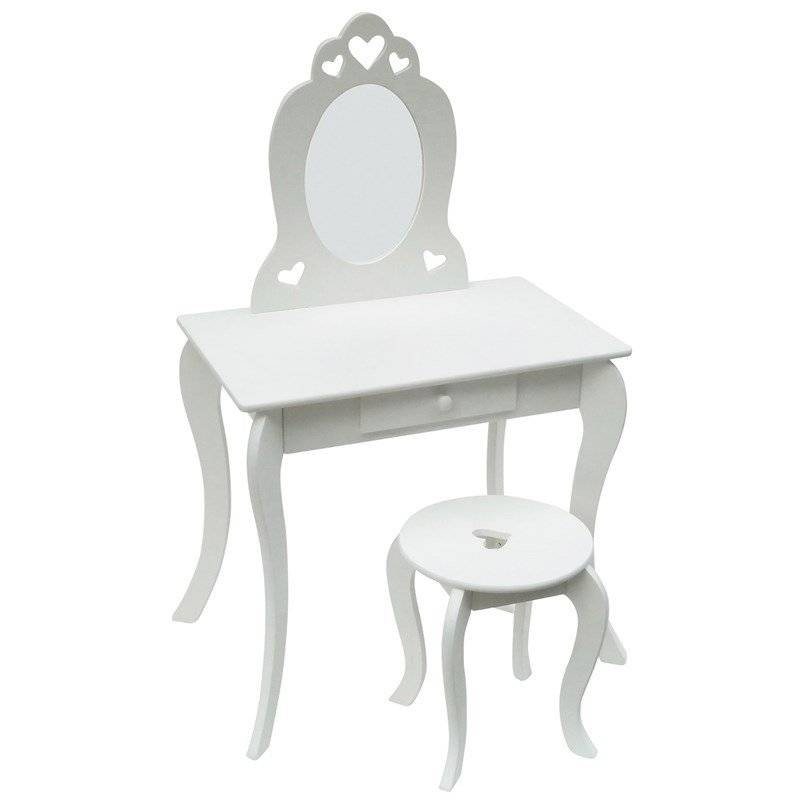 JOX Dressing Table White