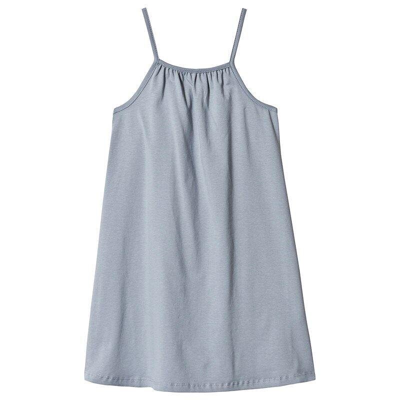 A Happy Brand GIRLY TANK DRESS GREY110/116 cm