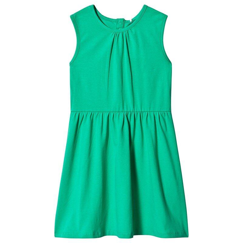 A Happy Brand TANK DRESS GREEN122/128 cm