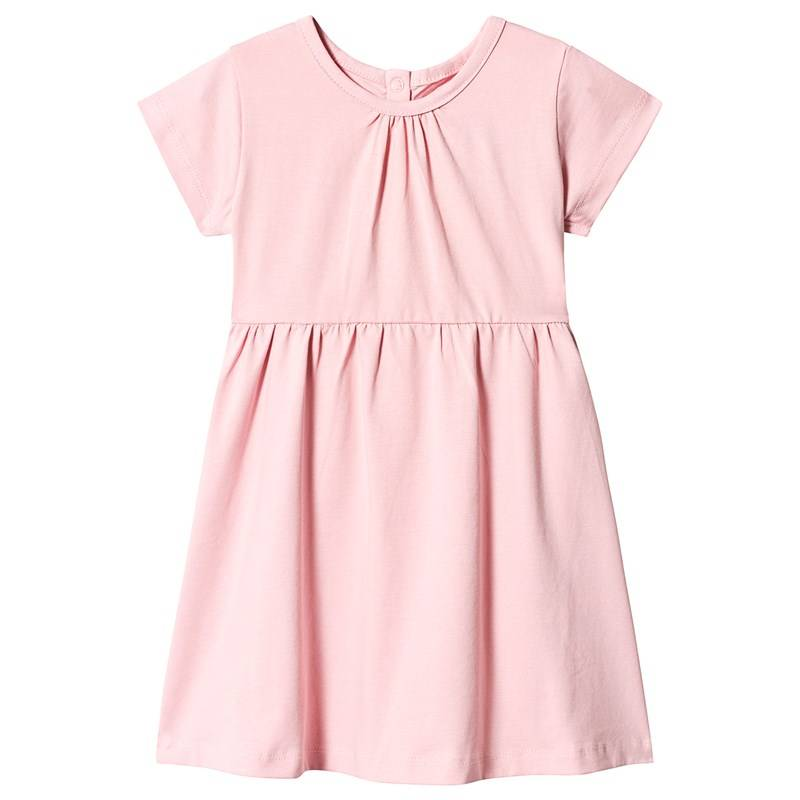 A Happy Brand SHORT SLEEVE DRESS PINK134/140 cm