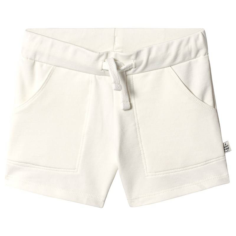 A Happy Brand SHORTS WHITE110/116 cm