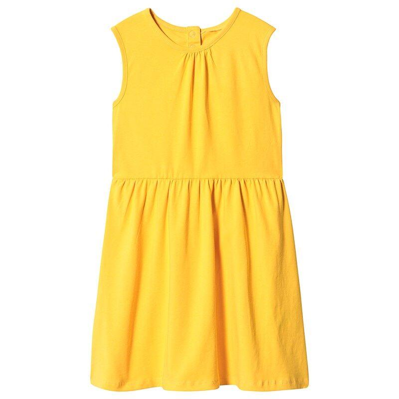 A Happy Brand TANK DRESS YELLOW122/128 cm