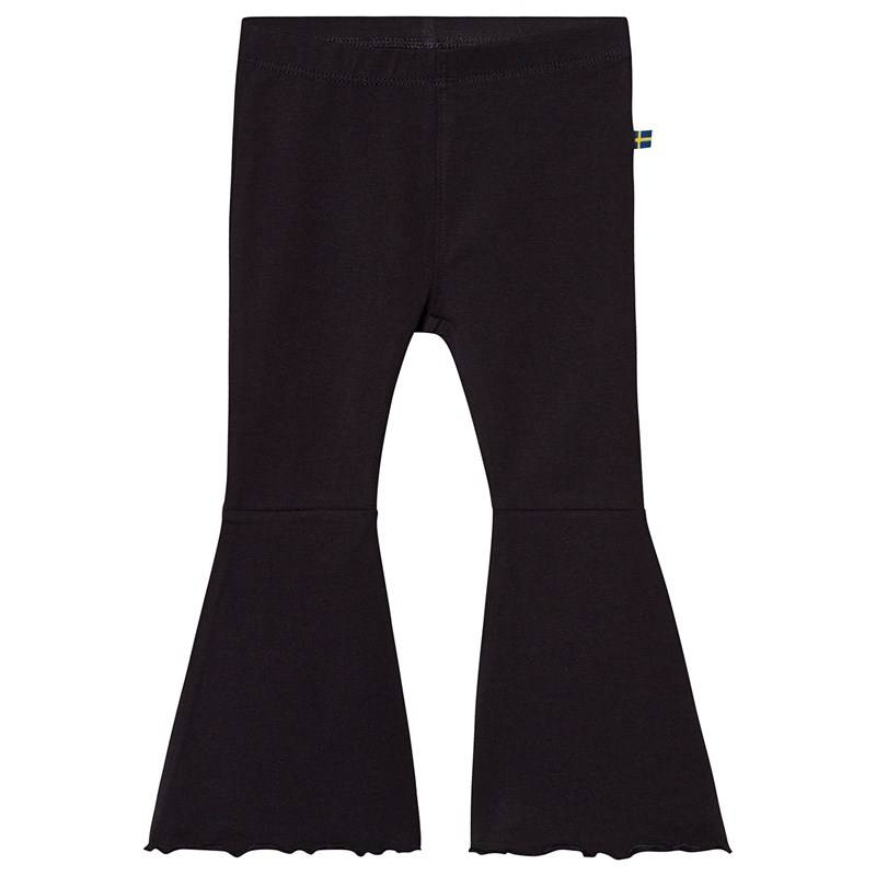 The BRAND 70´S TIGHTS BLACK128/134 cm