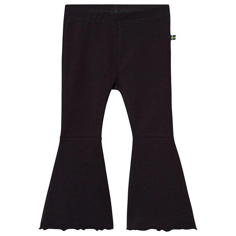 The BRAND 70´S TIGHTS BLACK116/122 cm