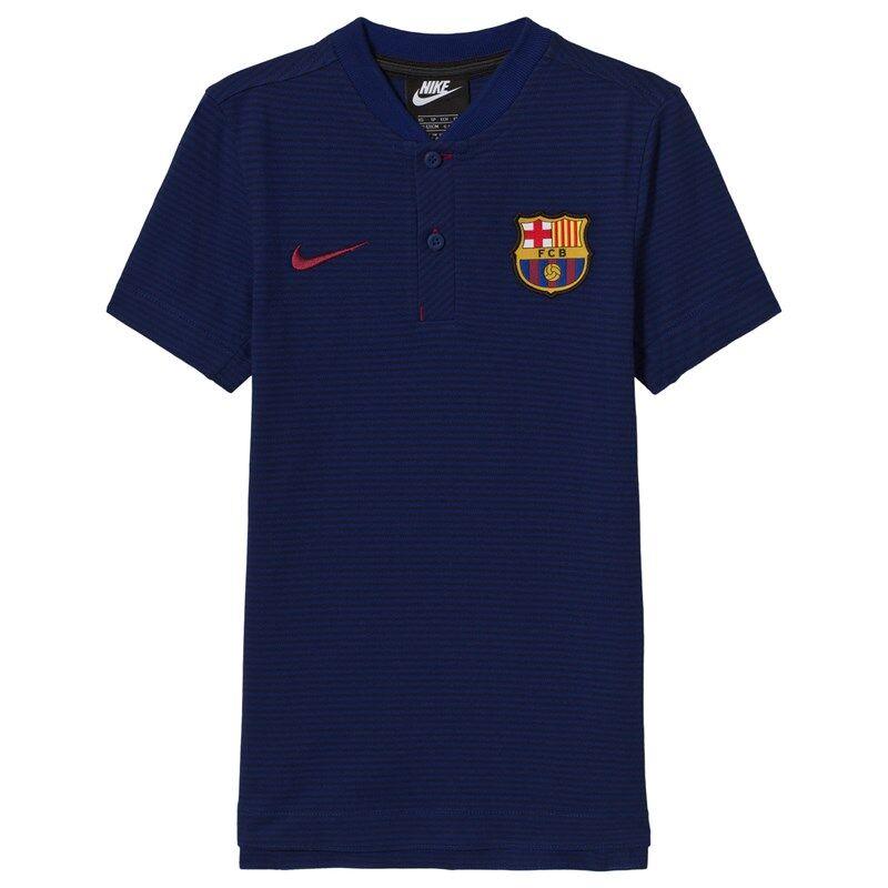 Barcelona FC FC Barcelona Pikeepaita SininenXL (13-15 years)