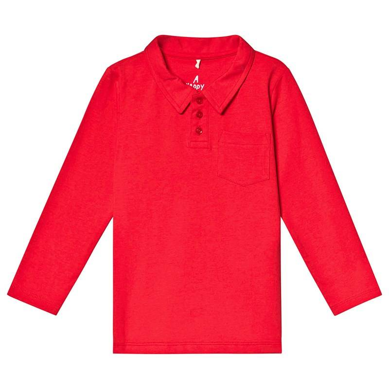 A Happy Brand Pikeepaita Punainen110/116 cm