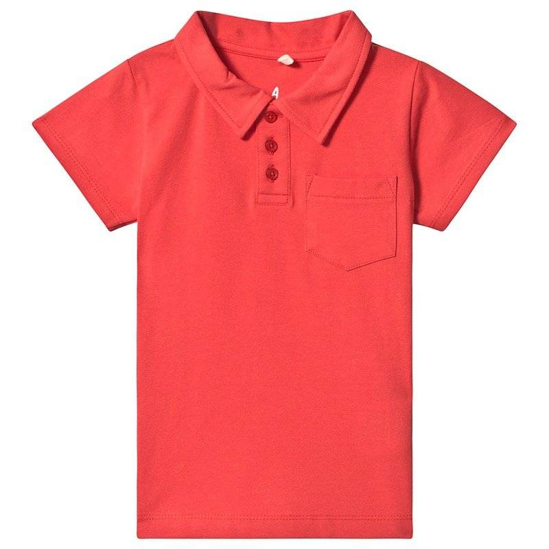 A Happy Brand POLO RED110/116 cm