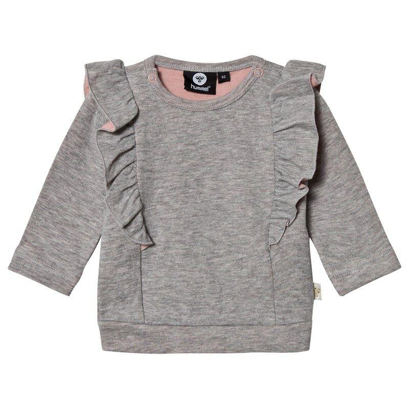 Hummel Palma T-shirt Grey Melange68 cm (4-6 kk)