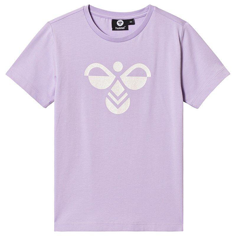Hummel Palm T-Shirt S/S Lavendula110 cm (4-5 v)