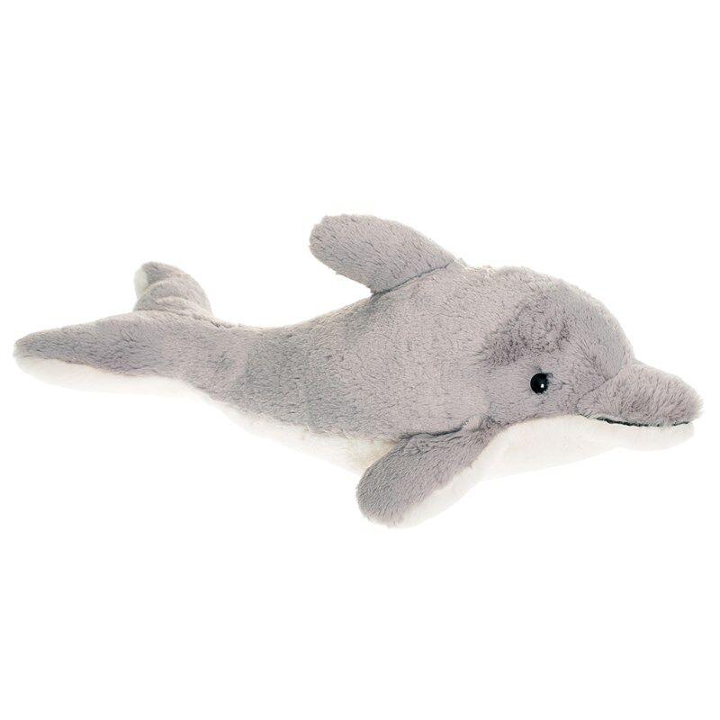 Teddykompaniet Dreamies Delfiini, Suuri 45 cm
