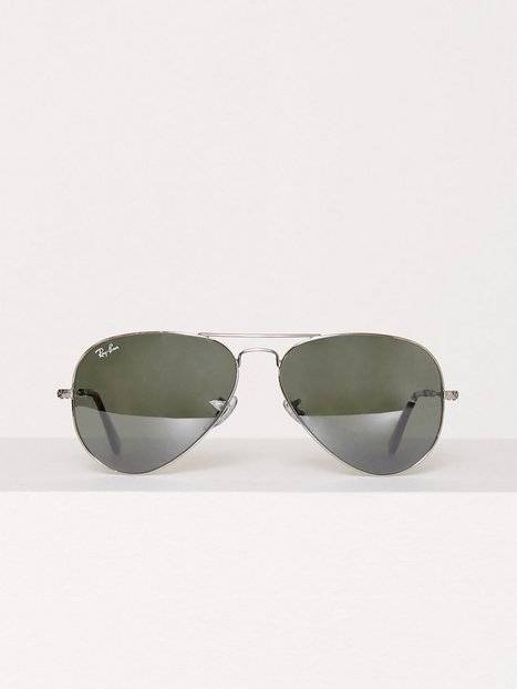 Image of Ray Ban Aviator Large Metal Aurinkolasit Hopea