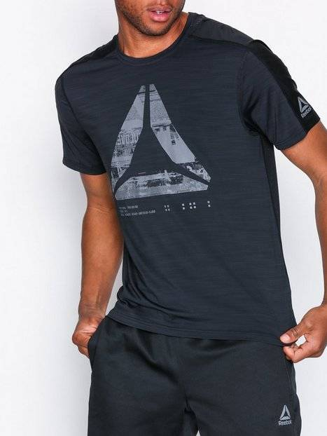 Reebok Performance AC Graphic Move Tee Treeni t-paidat Black