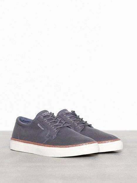 Gant Bari Low lace shoes Tennarit & kangaskengät Gray