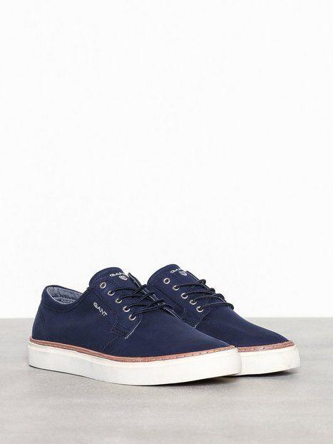 Gant Bari Low lace shoes Tennarit & kangaskengät Marine