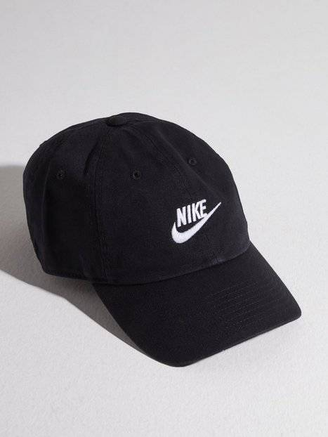 Image of Nike Sportswear U Nsw H86 Cap Futura Wash Lippalakit Musta