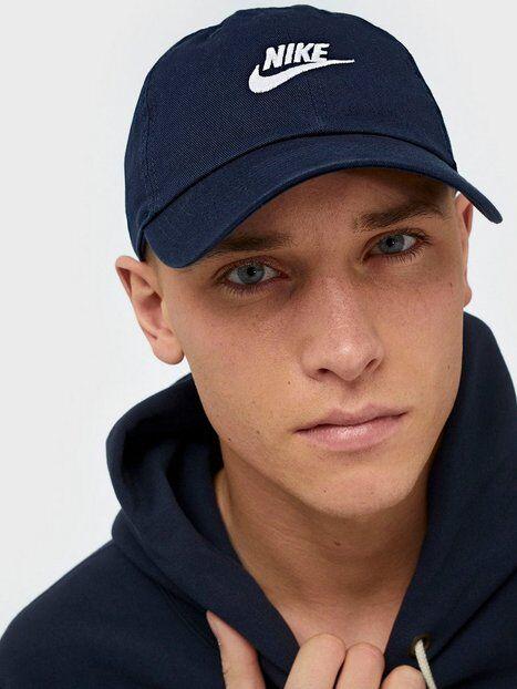 Image of Nike Sportswear U Nsw H86 Cap Futura Wash Lippalakit Sininen