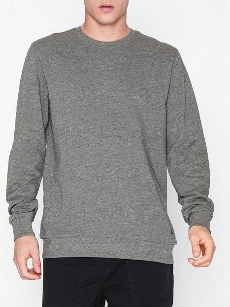 Image of Only & Sons Onswinston Crew Neck Sweat Noos Puserot Harmaa