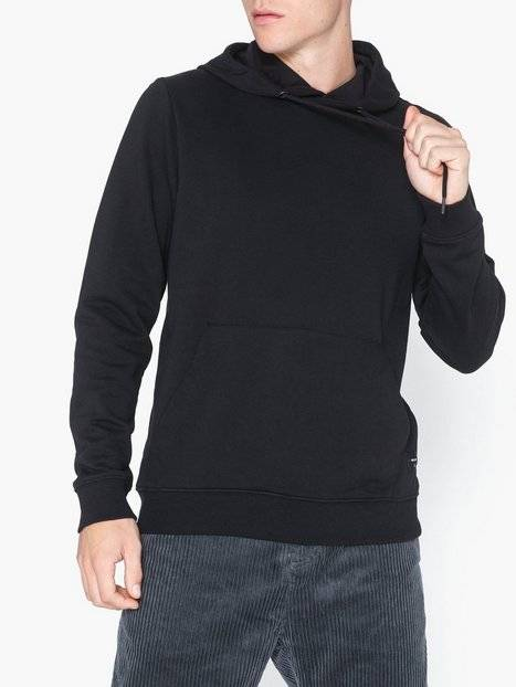 Image of Only & Sons Onswinston Sweat Hoodie Noos Puserot Black