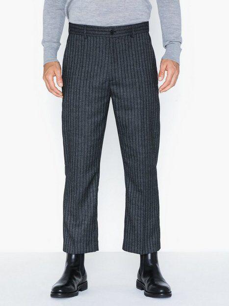 Image of Hope Cut Trousers Housut Grey