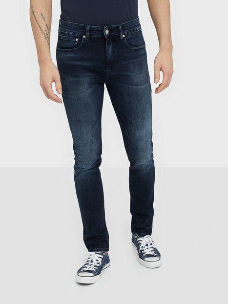 Image of Calvin Klein Jeans Ckj 016 Skinny Farkut Sininen