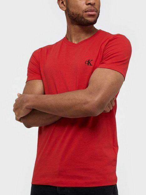 Image of Calvin Klein Jeans Ck Essential Slim Tee T-paidat ja topit Red