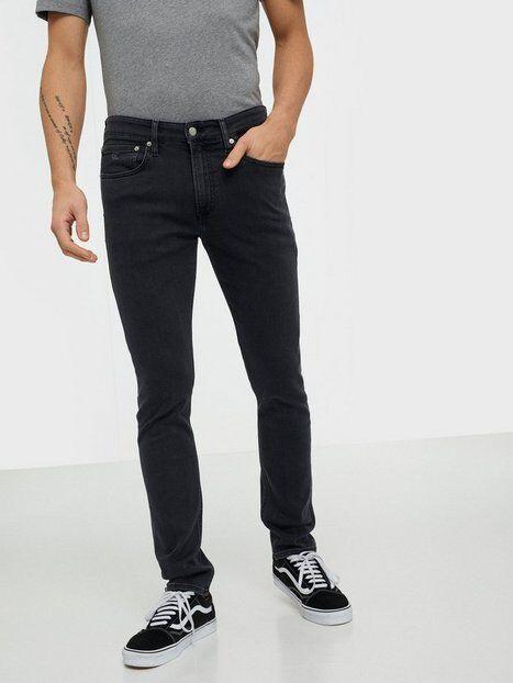 Image of Calvin Klein Jeans Ckj 016 Skinny Farkut Musta