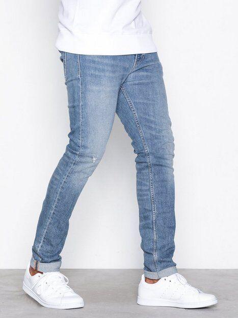 Image of Calvin Klein Jeans Skinny West Farkut Deniminsininen