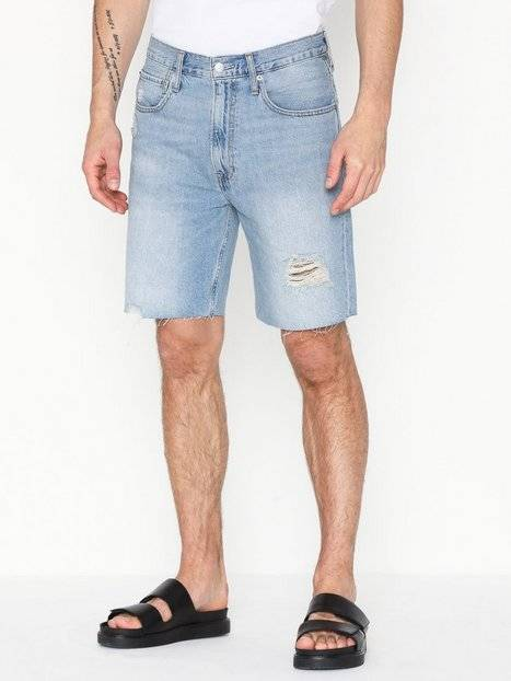 Image of Calvin Klein Jeans Slim Short Shortsit Sininen