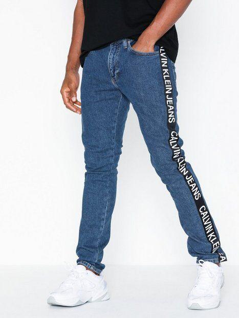 Image of Calvin Klein Jeans CKJ 026 Slim Farkut Deniminsininen