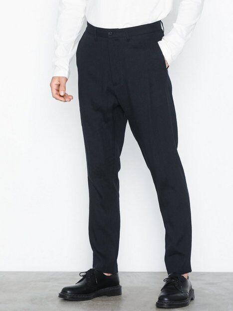Image of Hope Kris Suit Trouser Housut Dark Blue