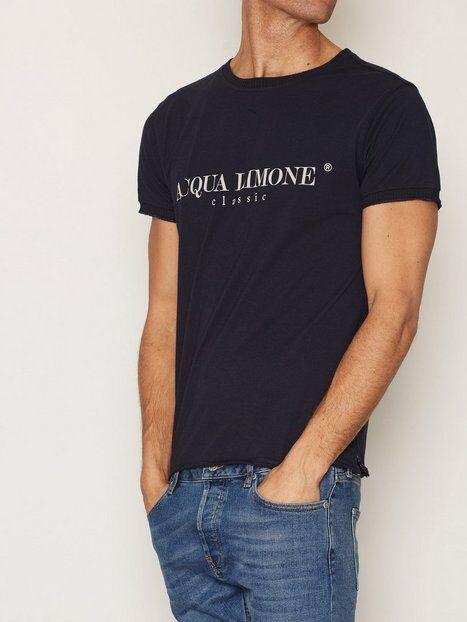 Acqua Limone T-Shirt Classic T-paidat ja topit Dark Navy