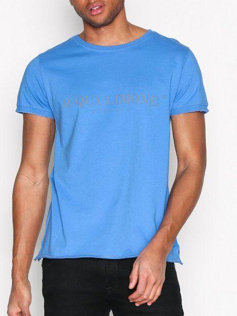 Acqua Limone T-shirt Classic T-paidat ja topit Blue