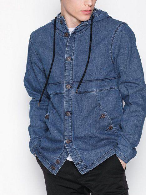Image of Only & Sons onsGRAHAM Denim Jacket Takit Sininen