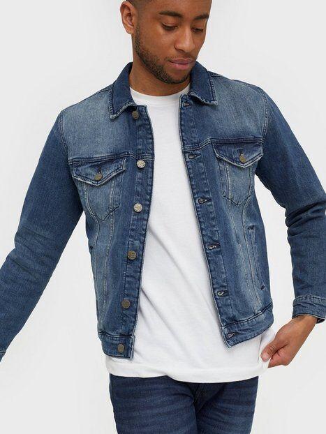 Image of Only & Sons onsCOIN Blue Jacket Pk 0451 Noos Bleiserit & puvut Sininen