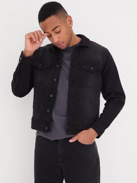 Image of Only & Sons onsCOIN Jacket Black Pk 0453 Noos Bleiserit & puvut Musta