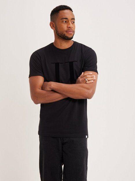 Les Deux Encore T-Shirt T-paidat ja topit Musta