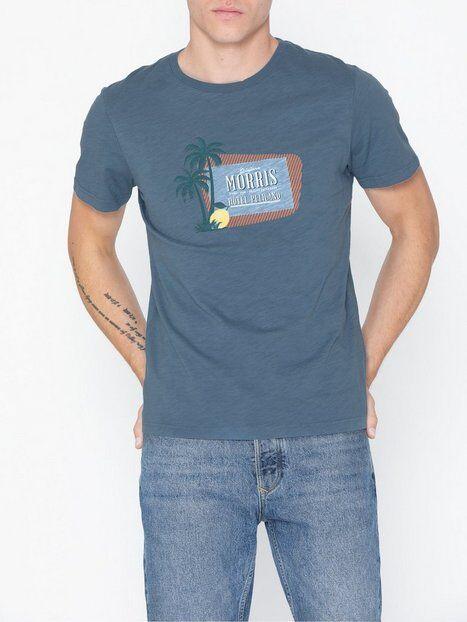 Morris Trevon Tee T-paidat ja topit Blue